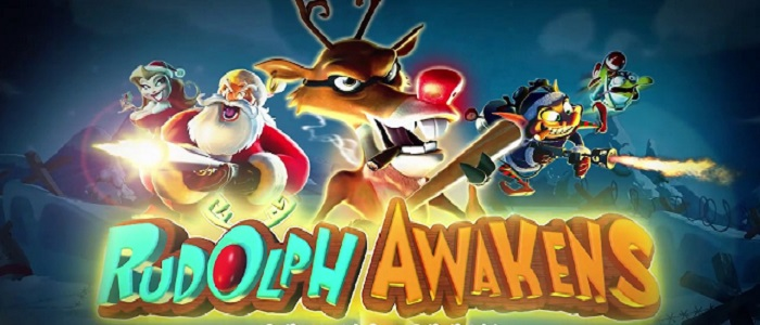 Rudolph Awakens by RealTime Gaming